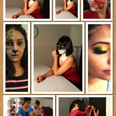 Be Face Painting Makup Artist Certification