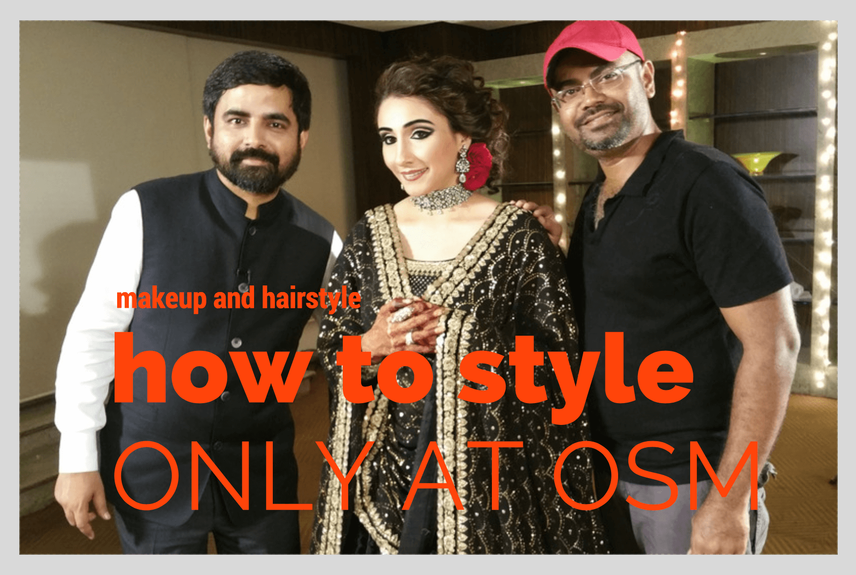 Get Makeup Artist Training In Mumbai From Experts at OSM