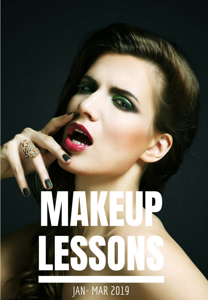 Professional Fashion Makeup & Hairstyling Certificate